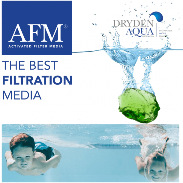 AFM filterglas fra DrydenAqua