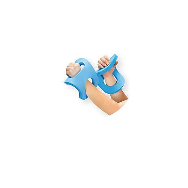 Boksehandske til Aquafitness - Par - Blå