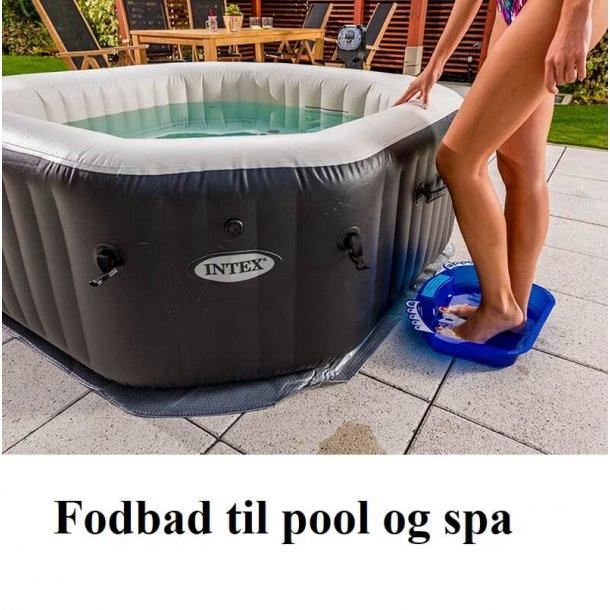 Fodbad til Spa og Pool - Bigfoot