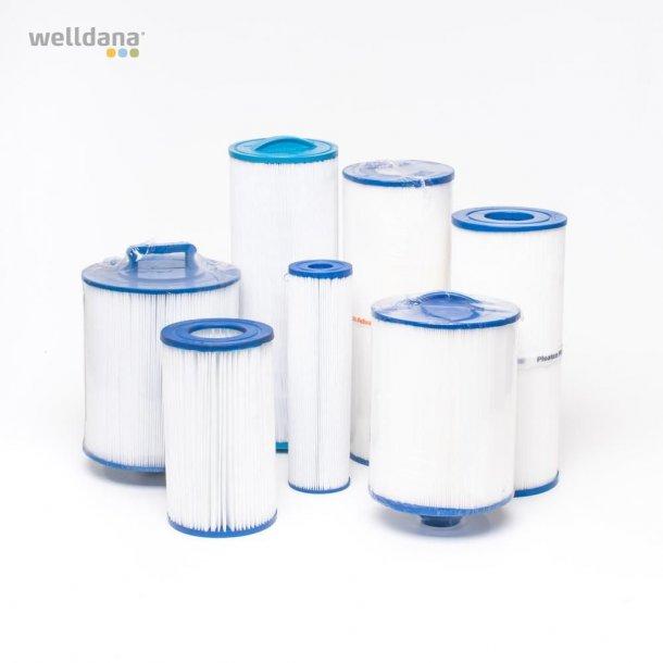 Filter Patron til alle Q-spa modeller