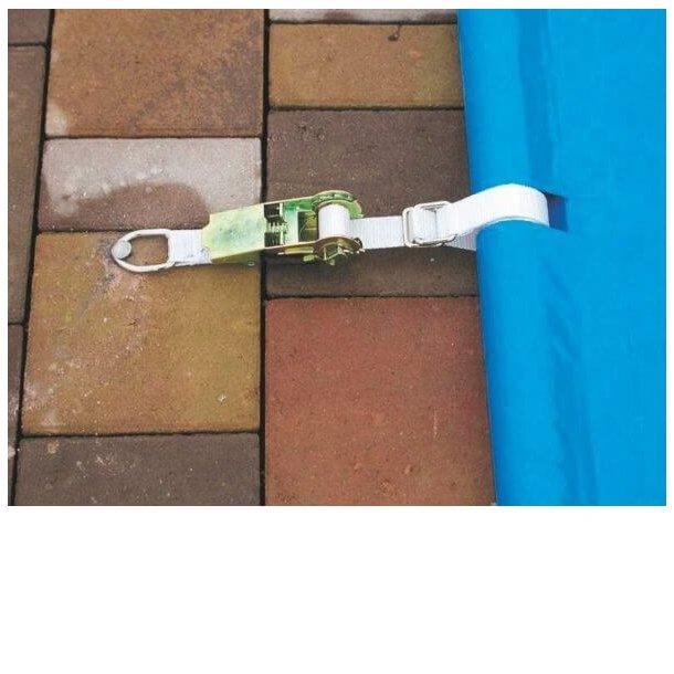 Sikkerhedscover til Pool efter Mål
