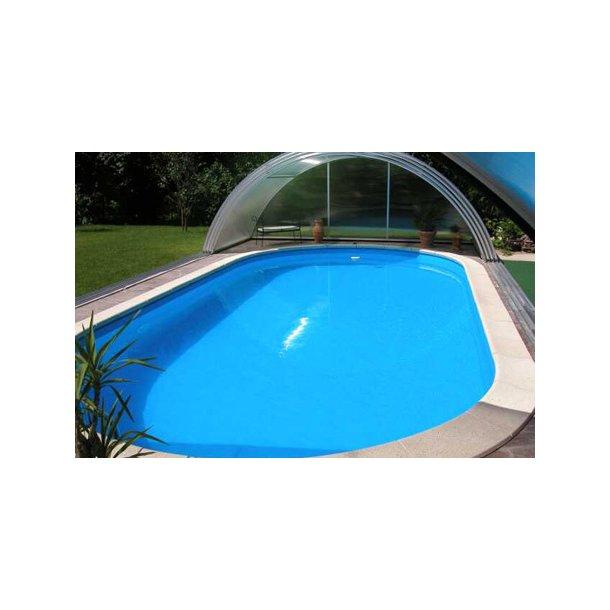Toscana oval pool fra hobby pool
