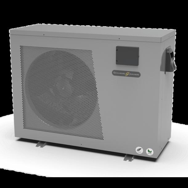 Poolvarmepumpe Q-serie Inverter 1,0-12,1 kW Wifi