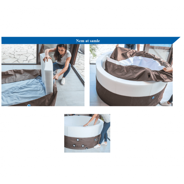 Vita Pro Premium Udespa med Møbler