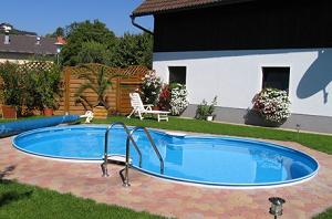 8-tals Nedgravet Pool