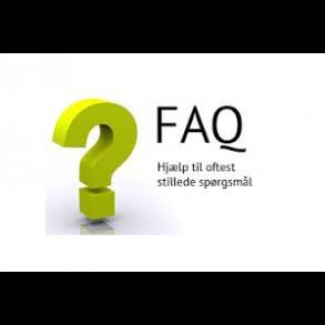FAQ til grill