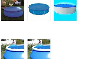 Overtræk - Cover til sommer Pool