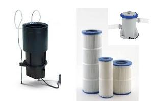 Patronfilter og filterpumper
