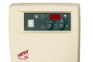 Kontrol og Styrings panel til sauna