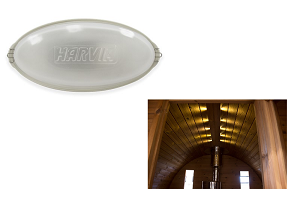 Saunalampe og LED lys