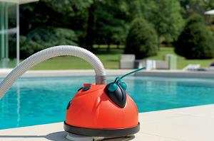 Semi automatisk Pool rengøring
