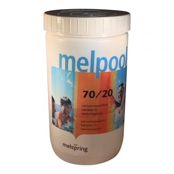 Melpool 70/20 Klor Tablet 20 g 1 Kg