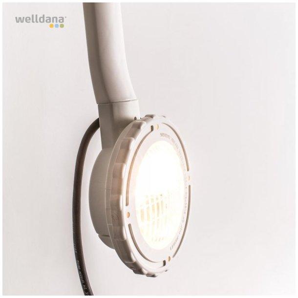 Poollampe Spot 75 w - hængelampe til fritstående pool