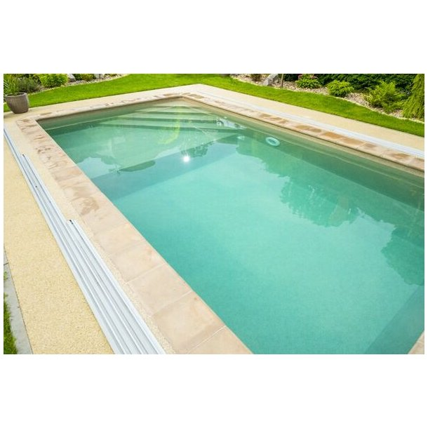Cannes Komposit Pool Variabel dybde - Flere størrelser