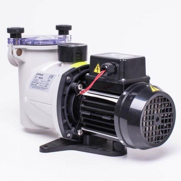 Pool pumpe Ninfa 230v fra 0,25 hk til 0,33 hk Kripsol