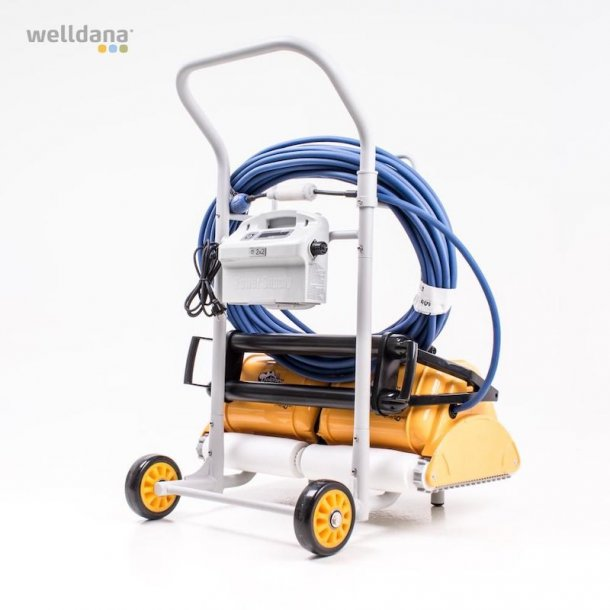 Dolphin 2*2 WB Poolrobot offentlig pool