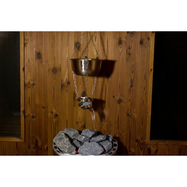 Aquadropper automatisk sauna fugter