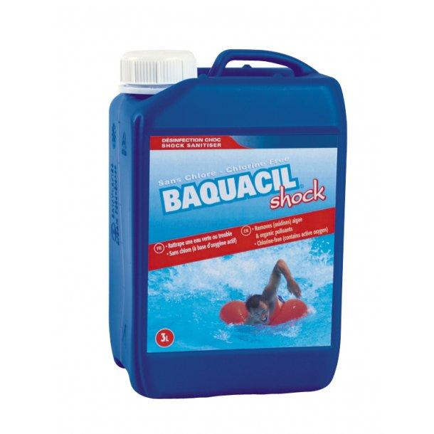 Baquacil Shock 10 liter Klorfri Pool pleje