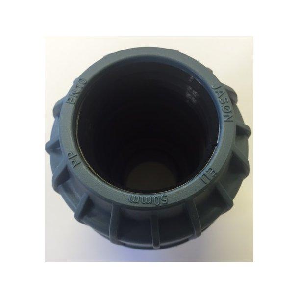 Adapter 50 mm x 1-1/2