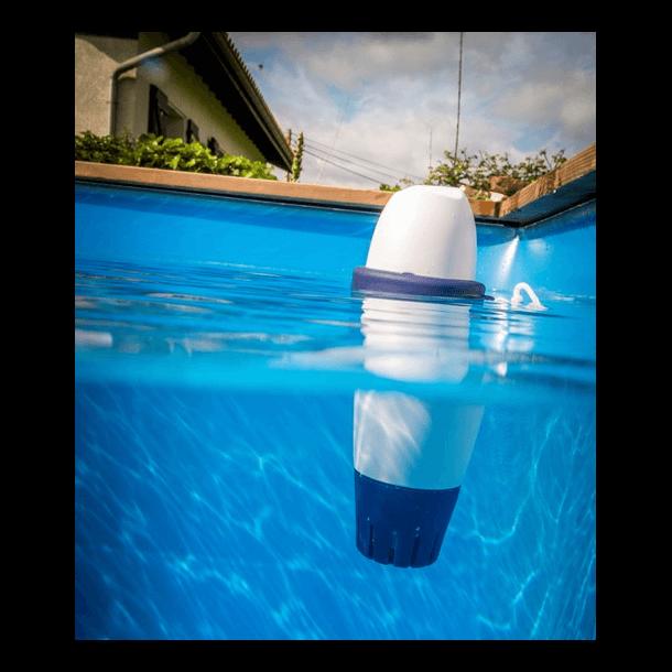 Blue Connect 4-i-1 Innovativ Måleudstyr til Pool