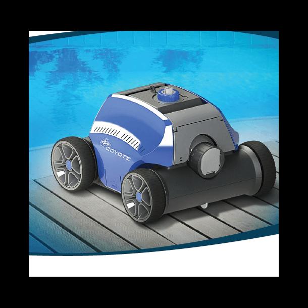Poolrobot Coyote til Pool - Trådløs