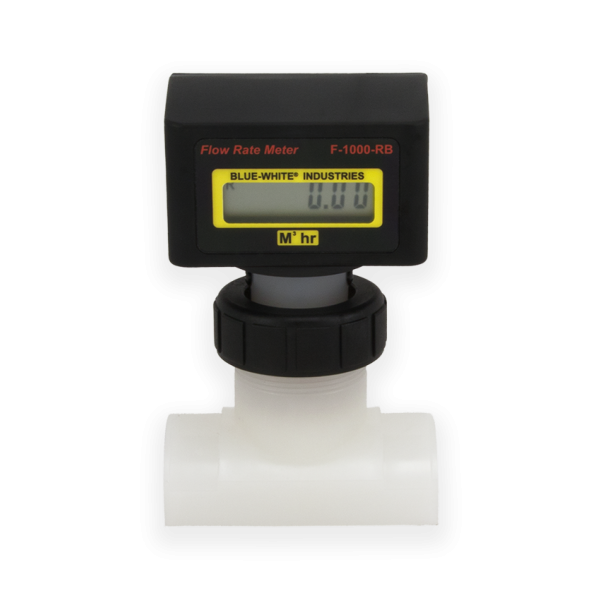 Flowmeter digitalt til Pool og Spa