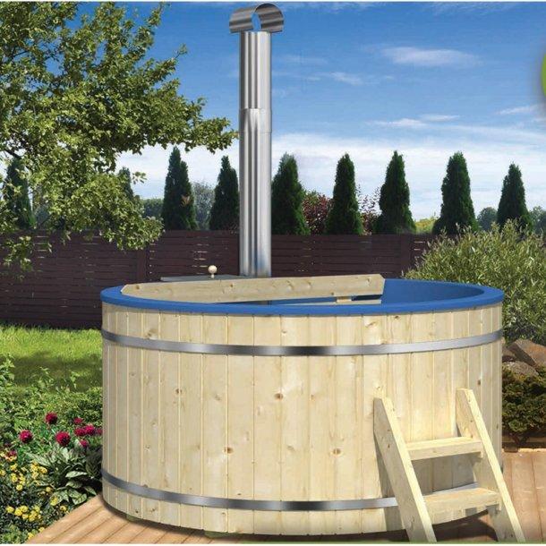 Hottub Thermowood-Glasfiber Indvendig Ovn - 2 størrelser