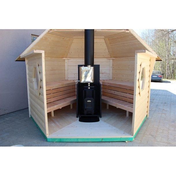 Kota Sauna Hytte 2 størrelser
