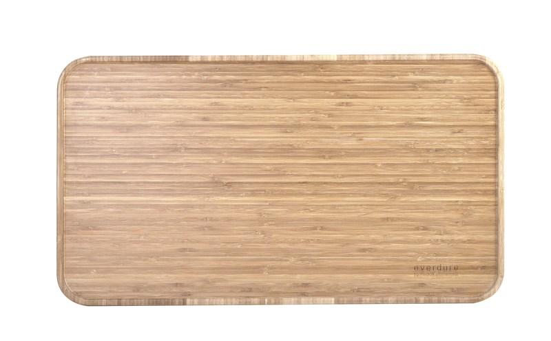 Bordplade til Fusion grill - Lækker bordplade af bambus - Køb her
