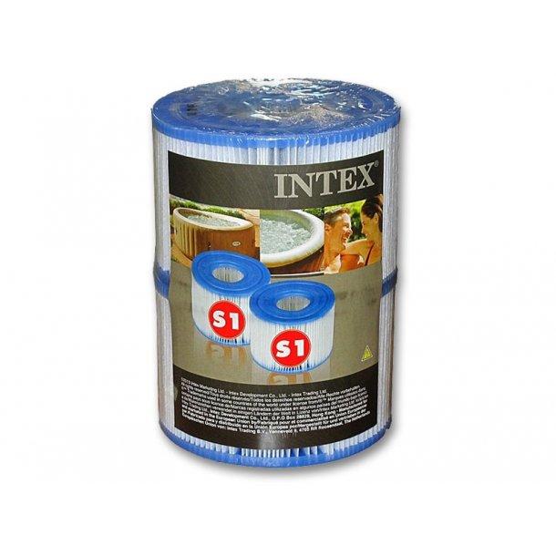 Filter patron til Intex Purespa 2-pak