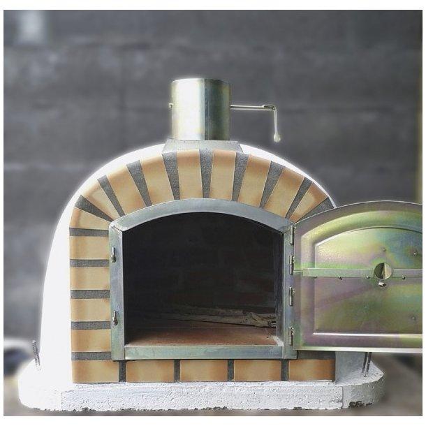 Pizza stenovn til brænde – Lisboa 90x90 cm