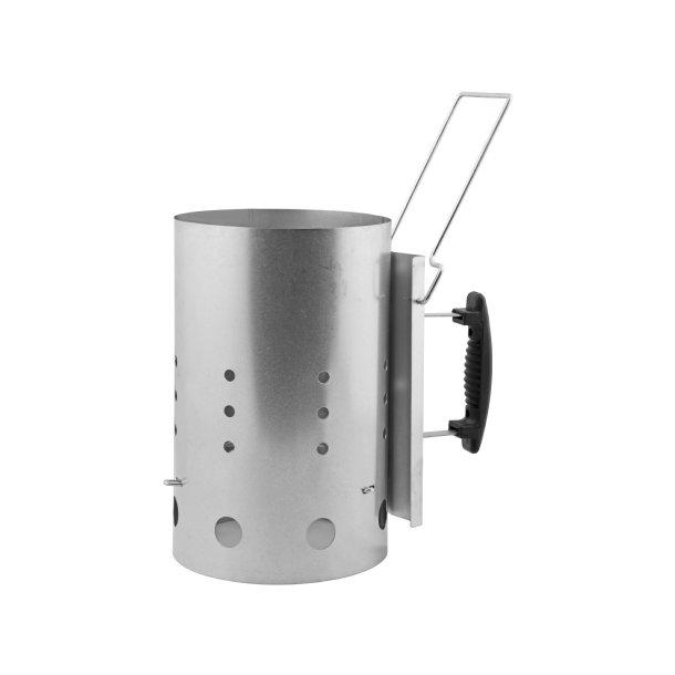 Grillstarter stor med håndtag Ø 19 cm - Dangrill