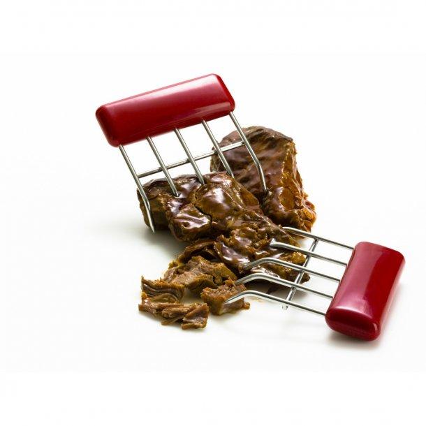 Pulled pork gafler 2 stk – Dangrill