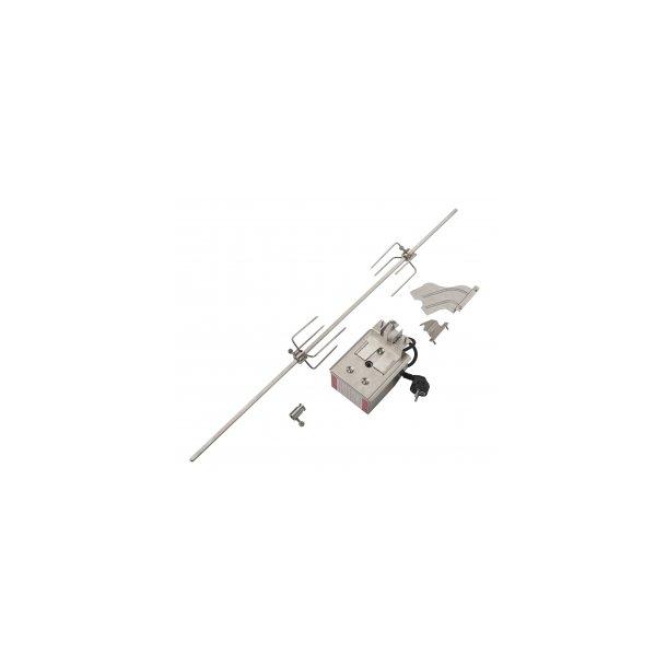 Elektrisk grillspyd-rotisseri - Landmann