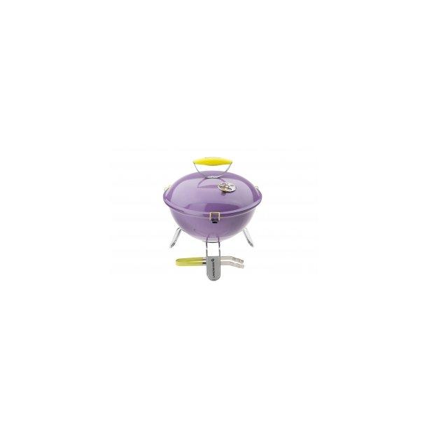 Mini kuglegrill Lavendel Transportabel Landmann