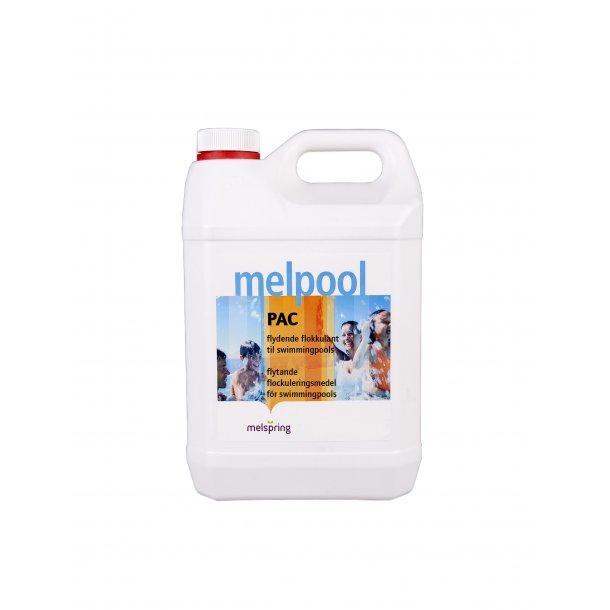 Flokmiddel PAC 1 Liter Melpool