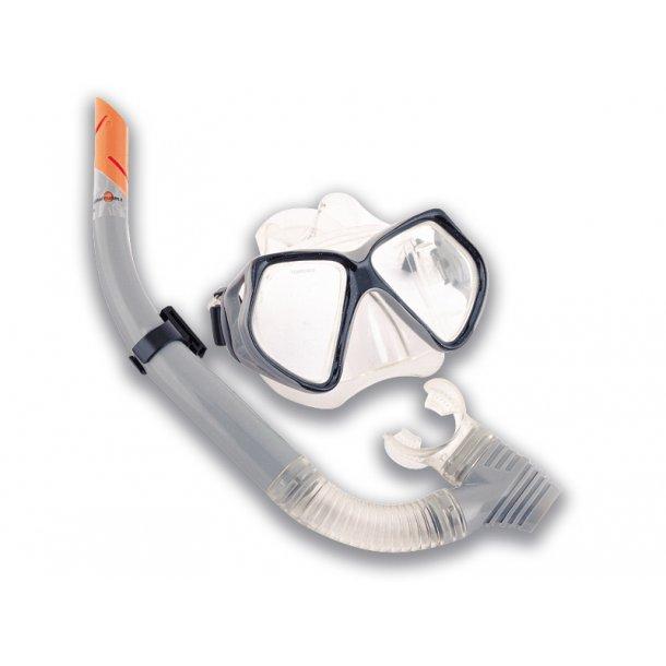 Dykkermaske og snorkel sæt Bestway