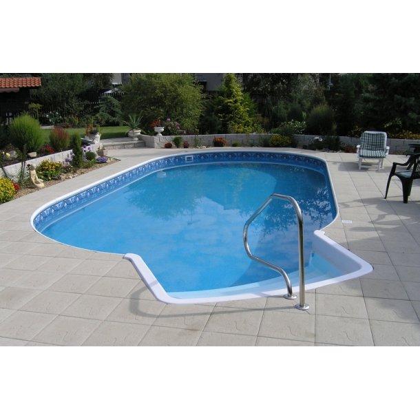 Komposit Pool Ohio - 3 størrelser