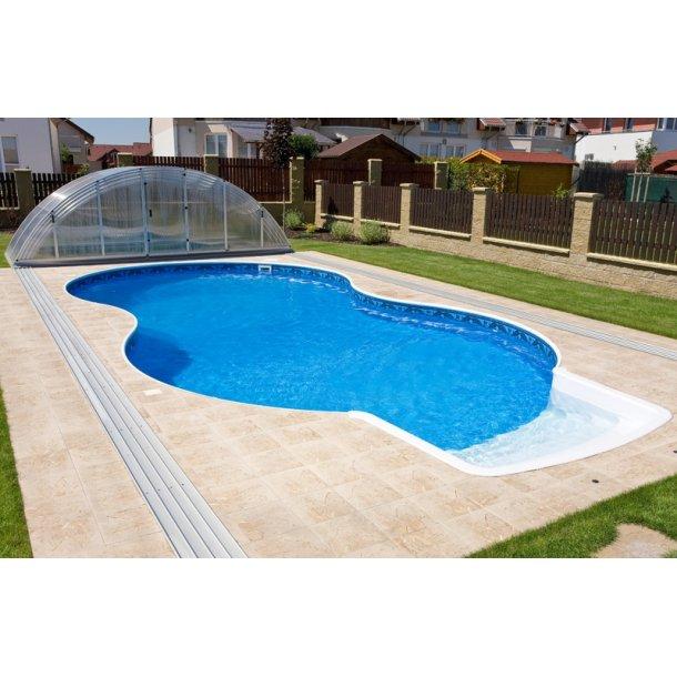 Komposit Pool Ontario Flere størrelser