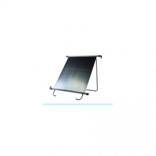 Solpanel 1,8 m2 + stativ