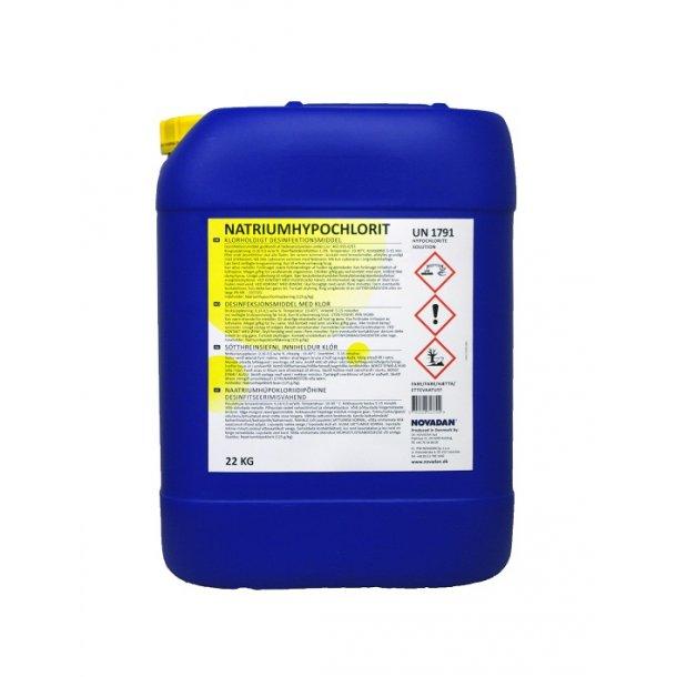 Flydende Klor 15% 22 kg Novadan
