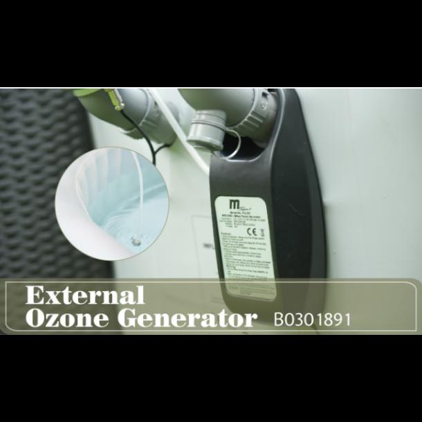 Ozon generator - tilbehør til M-spa