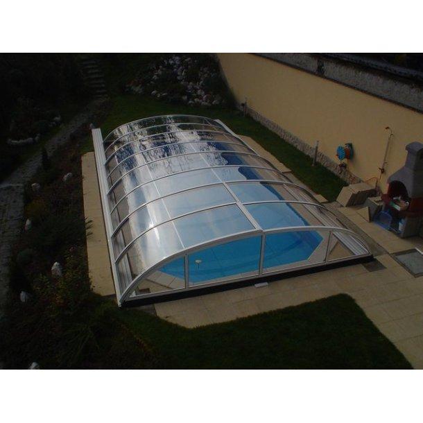 Pooltag til Swimmingpool med sidedør - Flere størrelser