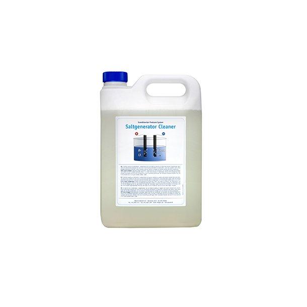 Cleaner Saltgenerator 5 L Rensemiddel til klorgenerator