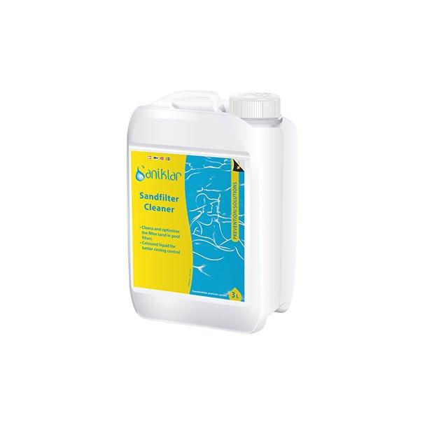 Sandfilter Cleaner 3 L Til at rense sandfilter Saniklar