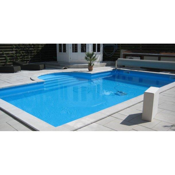 Oval Pool Athen Kantflise Pakker
