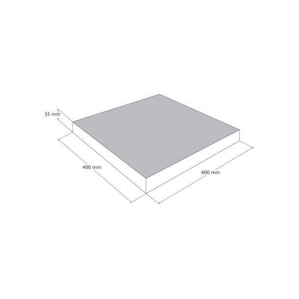 Unica belægnings fliser 400x400x35mm