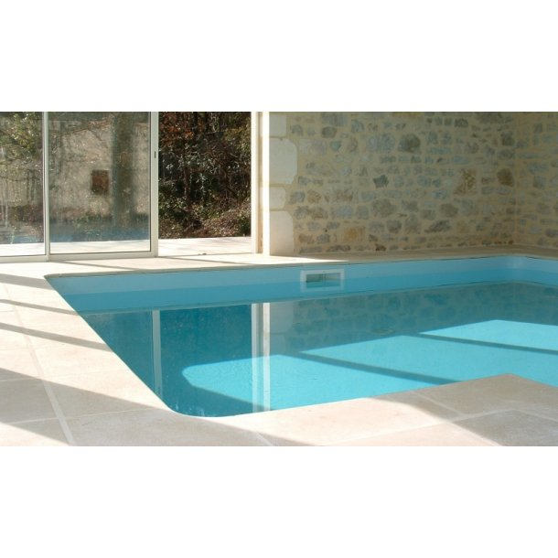 Rund Pool Sparta Kantflise Pakker