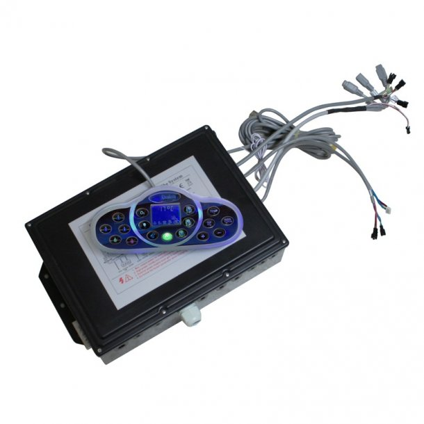 Elektronisk styresystem - til at styre din UdeSpa