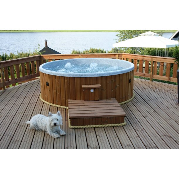 Boble massage system til udespa - hottub